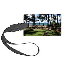 Maui Serenity Luggage Tag