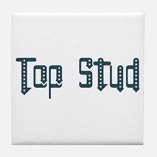 Top Stud Tile Coaster