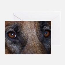 German Shepherd Greeting Cards (Pk Of 20)
