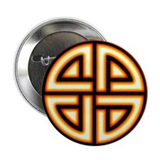 Shield Knot Button