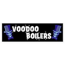 Voodoo Boilers Bumper Bumper Sticker