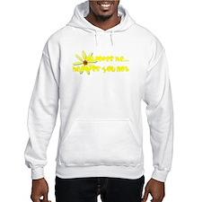 Loves Me, Loves You Not Hoodie Sweatshirt