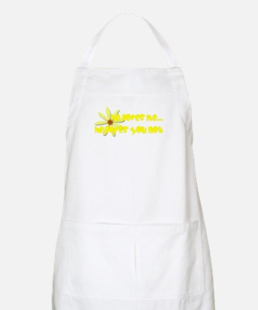 Loves Me, Loves You Not BBQ Apron