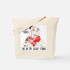 NMrlqn Tug VII Tote Bag