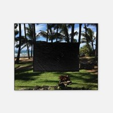 Maui Serenity (mini poster) Picture Frame