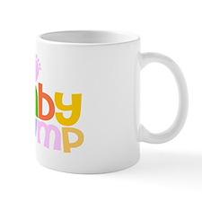 Colourful Baby Bumb Mug