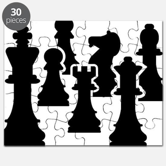Chessmen Puzzle