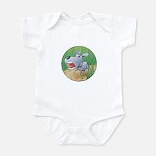 Poindexter Puppy's Infant Bodysuit
