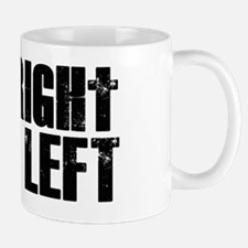 Get Right or Get Left Mug
