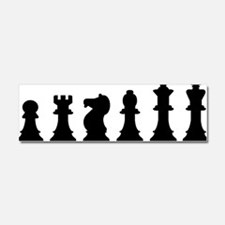 Evolution chess Car Magnet 10 x 3