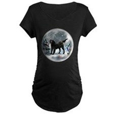 Flat-Coated Retriever Chris T-Shirt