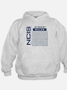 NCIS Gibbs Rules Hoodie