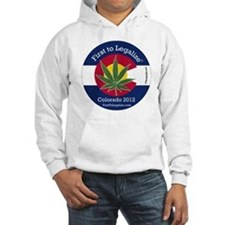 First to Legalize Jumper Hoody
