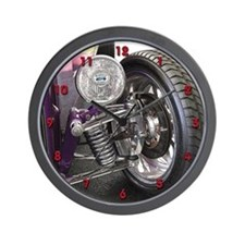 1932 Ford suspension Wall Clock