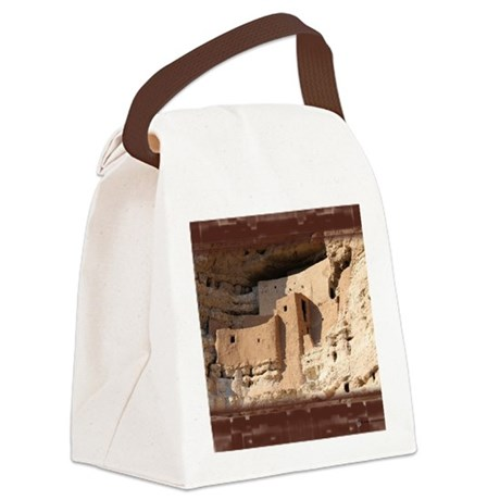 2AZ10 Canvas Lunch Bag