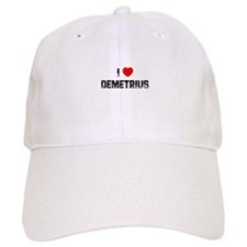 I * Demetrius Baseball Cap
