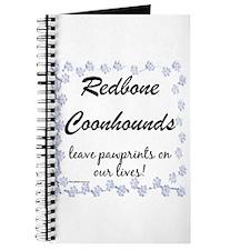 Coonhound Pawprint Journal