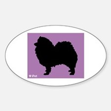 Spitz iPet Oval Decal