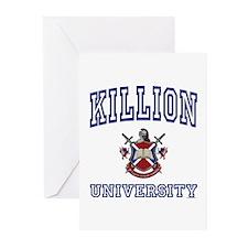 KILLION University Greeting Cards (Pk of 10)