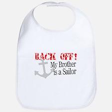 Back Off! My Brother is a Sai Bib