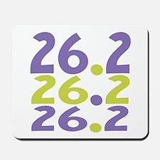 26.2 Marathon Mousepad