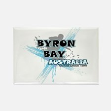 Cute Byron Rectangle Magnet