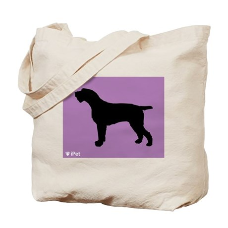 Spinone iPet Tote Bag