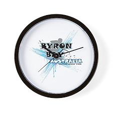 Funny Byron Wall Clock