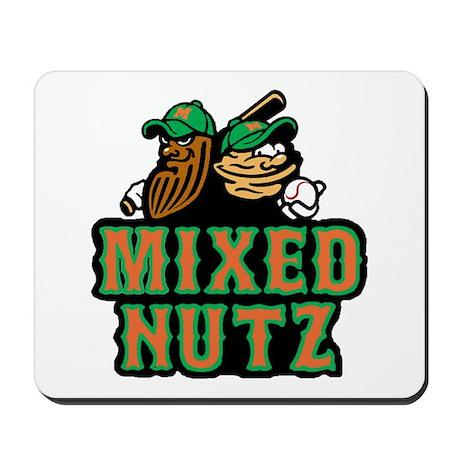 Mixed Nuts Mousepad