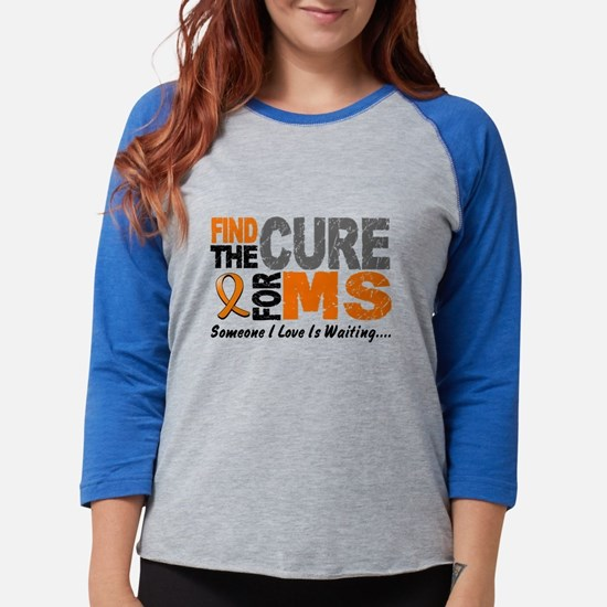 Find The Cure 1 MS Long Sleeve T-Shirt