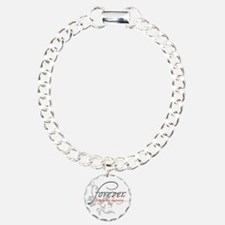 Forever is only the Begi Charm Bracelet, One Charm