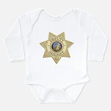 California Deputy Sheriff Infant Bodysuit Body Sui