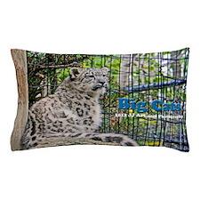Snow Leopard Cub Pillow Case