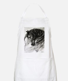 Mane Dance art Apron