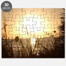 Sunset Venice Florida Puzzle
