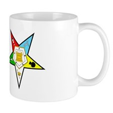 Masonic - Eastern Star pillow Mug