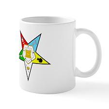 Masonic - Eastern Star pillow Small Mug