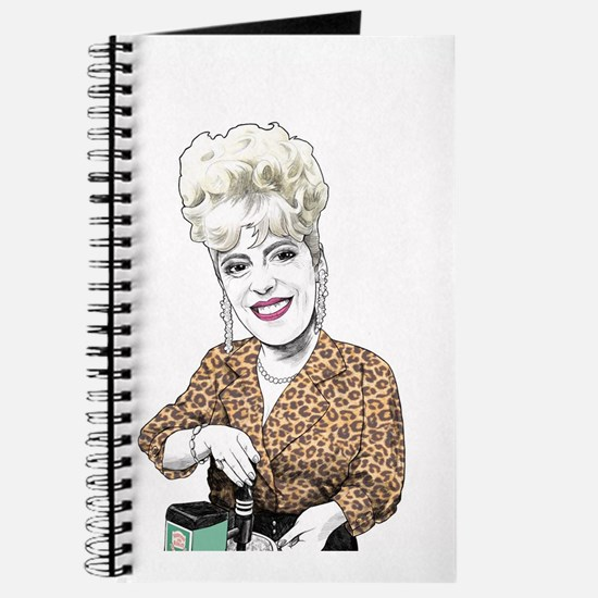Bet Lynch Gilroy Coronation Street Journal