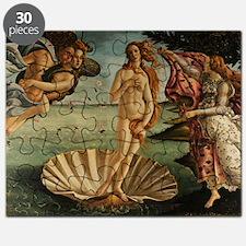 Botticelli Birth Of Venus Puzzle