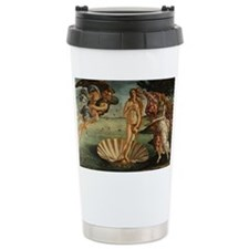 Botticelli Birth Of Ven Travel Mug