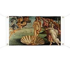 Botticelli Birth Of Venus Banner