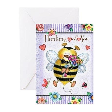 Thinking of You Greeting Card (10 Pk)