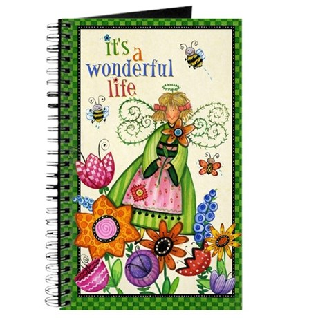Its A Wonderful Life Journal By Debrajbryan