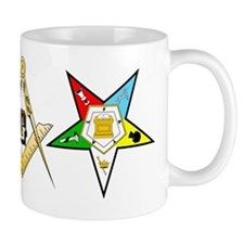 Masonic - Eastern Star Small Mug