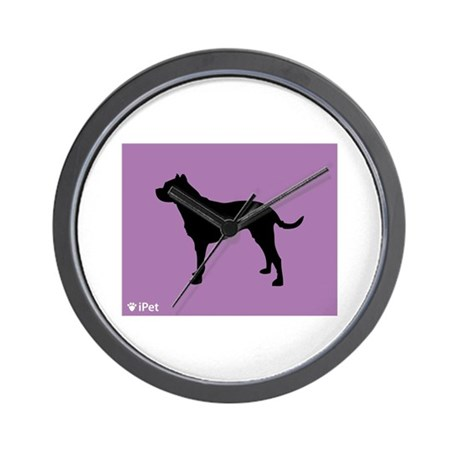 Dogo iPet Wall Clock