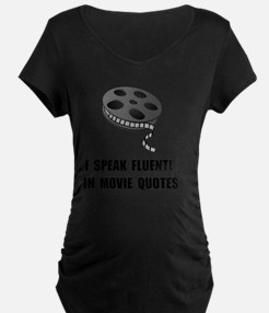 Speak Movie Quotes T-Shirt