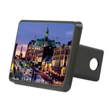 Place Jacques Cartier on a Hitch Cover