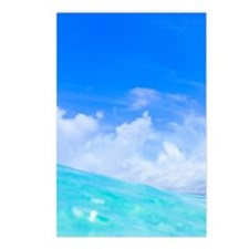 Surface of the sea Postcards (Package of 8)