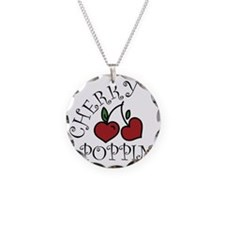 Cherry Poppin Necklace