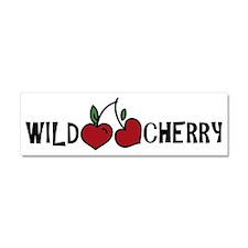 Wild Cherry Car Magnet 10 x 3